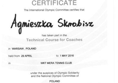 certyfikat-olympic