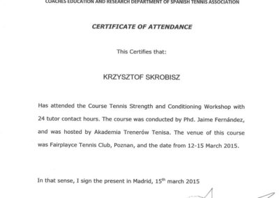 certyfikat-spain