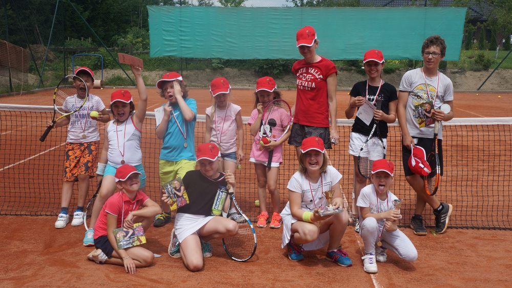 Letnie zajęcia sportowo- rekreacyjne podczas wakacji w Kłodawie – Lipiec 2016