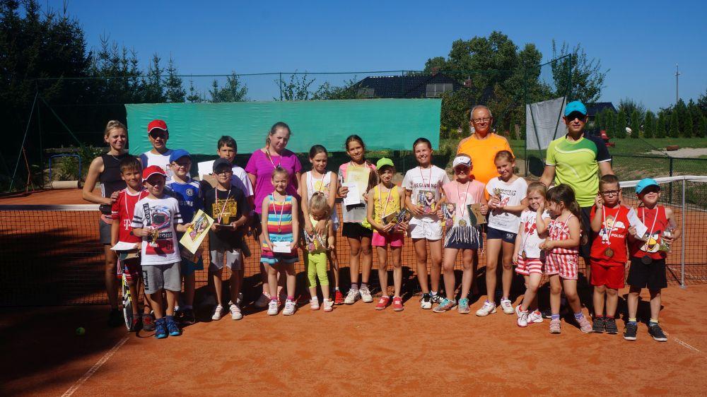 Letnie zajęcia sportowo-rekreacyjne podczas wakacji w Kłodawie – Sierpień 2016