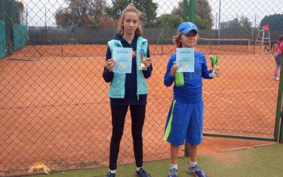 Zakończył się turniej tenisa do lat 15 w Centrum Tenisowe Zieleniec